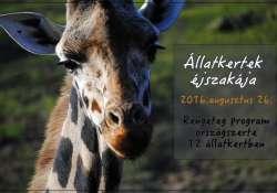 Állatkertek éjszakája: rengeteg esti program augusztus utolsó péntekén az ország tizenkét állatkertjében
