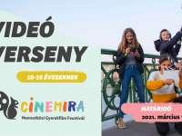 Cinemira VIDEÓ-verseny