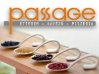 Passage Étterem Kávézó Pizzéria Székesfehérvár