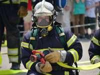Egy napra minden gyerek tűzoltó lehet...